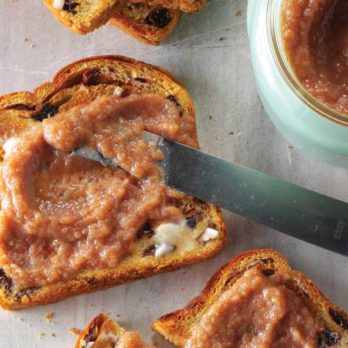 Nutty Apple Butter
