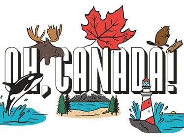 50 Ways to Celebrate Canada!