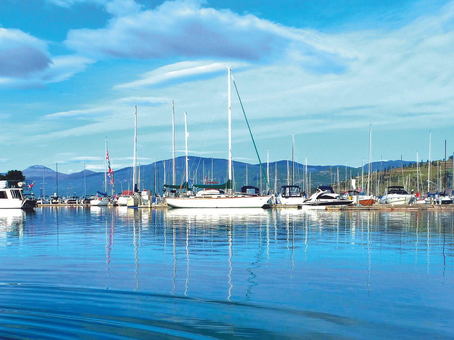 My Hometown: Okanagan Landing, B.C.