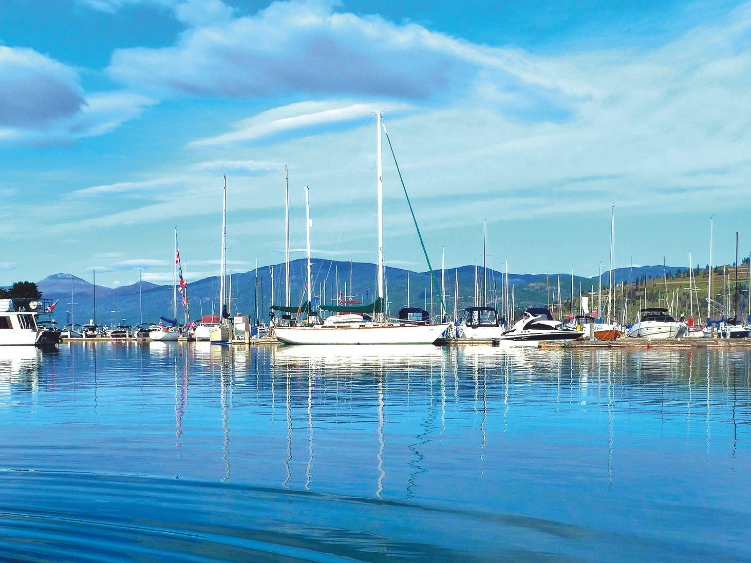 My Hometown: Okanagan Landing, B.C.