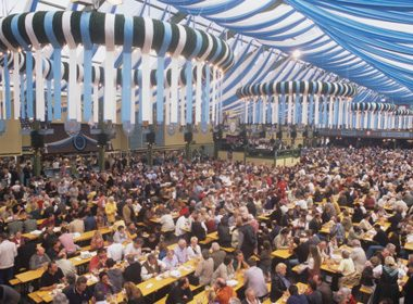 The Biggest Oktoberfest Outside of Germany