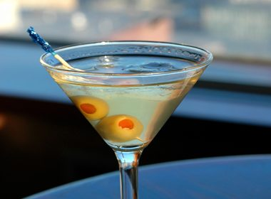 3. Red Eye Cocktail
