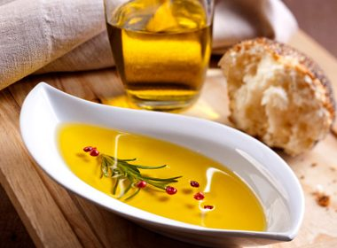 Drizzle on Olive Oil