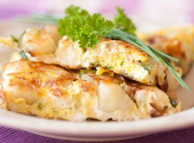 1. Omelettes