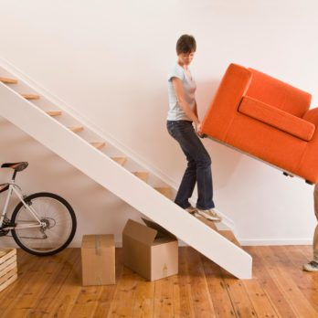 How to Downsize Your Stuff for a Move