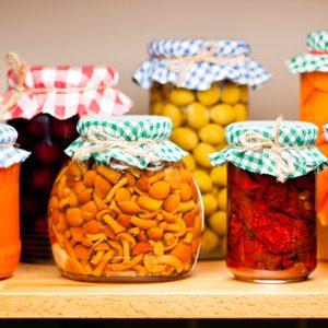 2. Make Food Categories
