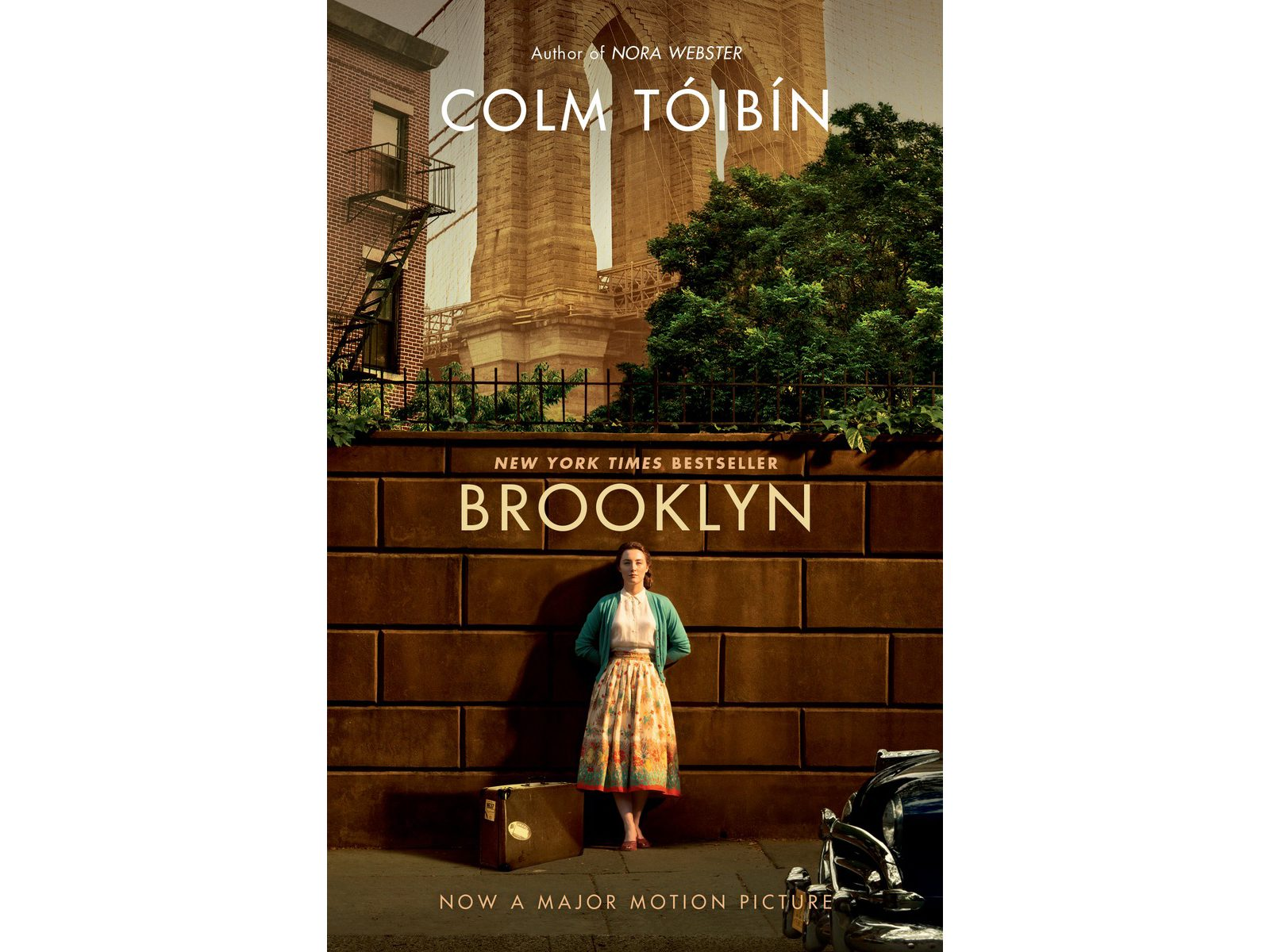 8. Brooklyn by Colm Toibin
