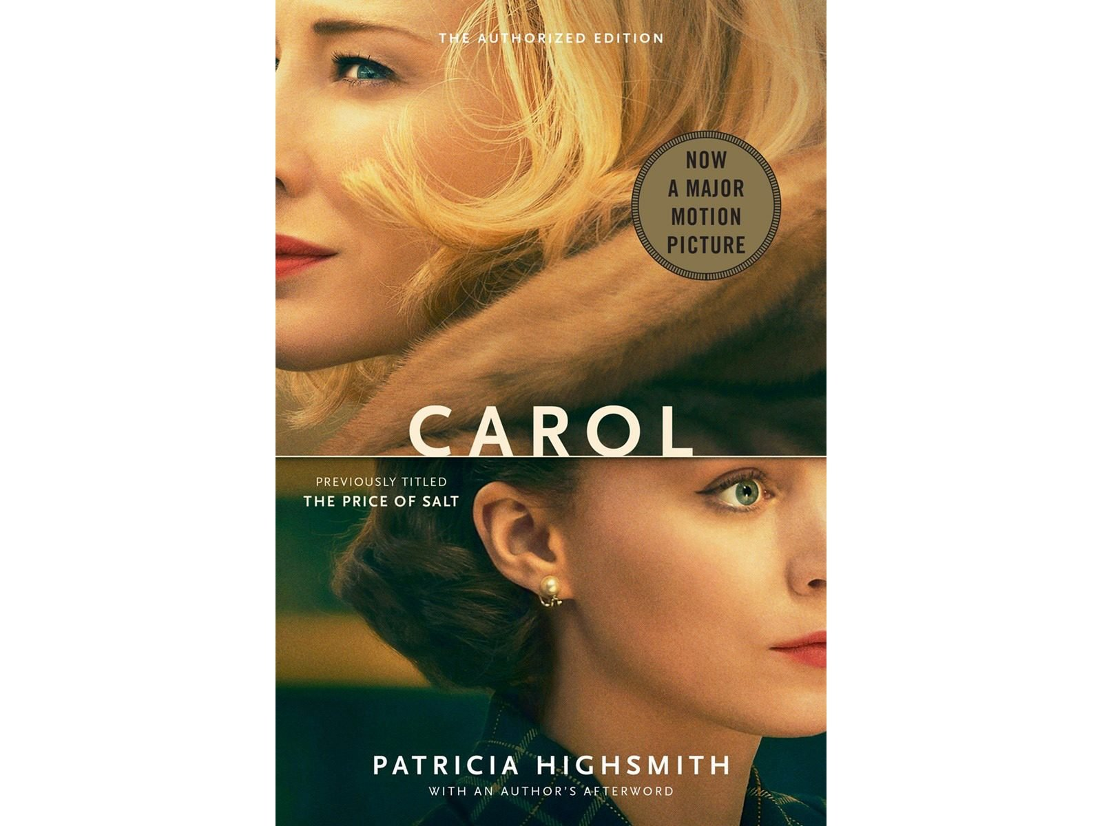 2. Carol by Patricia Highsmith