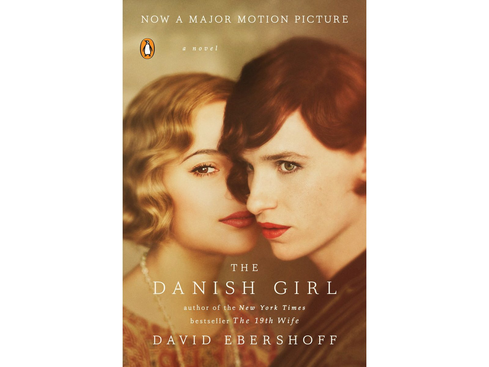 6. The Danish Girl by David Ebershoff