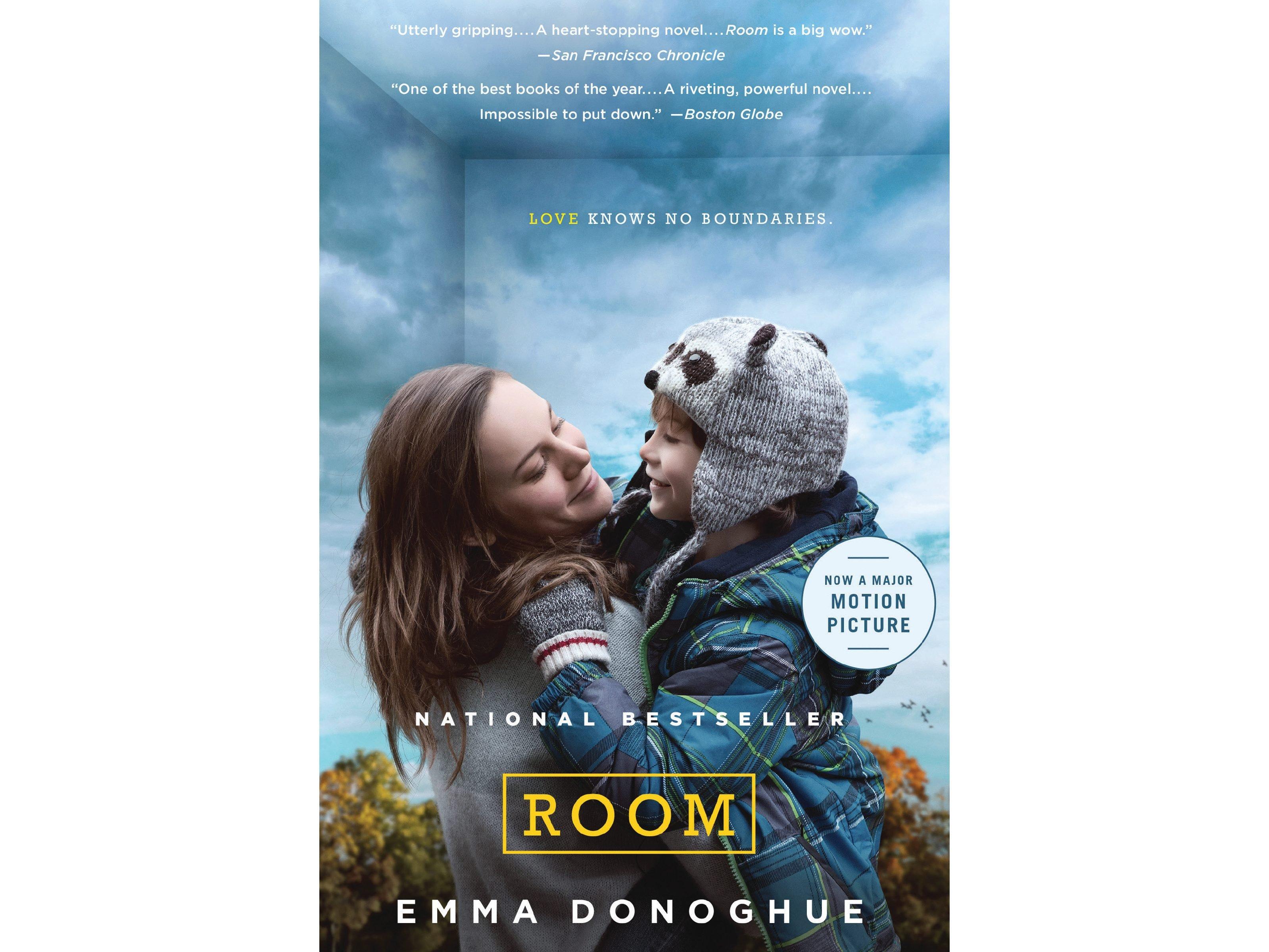 7. Room by Emma Donoghue