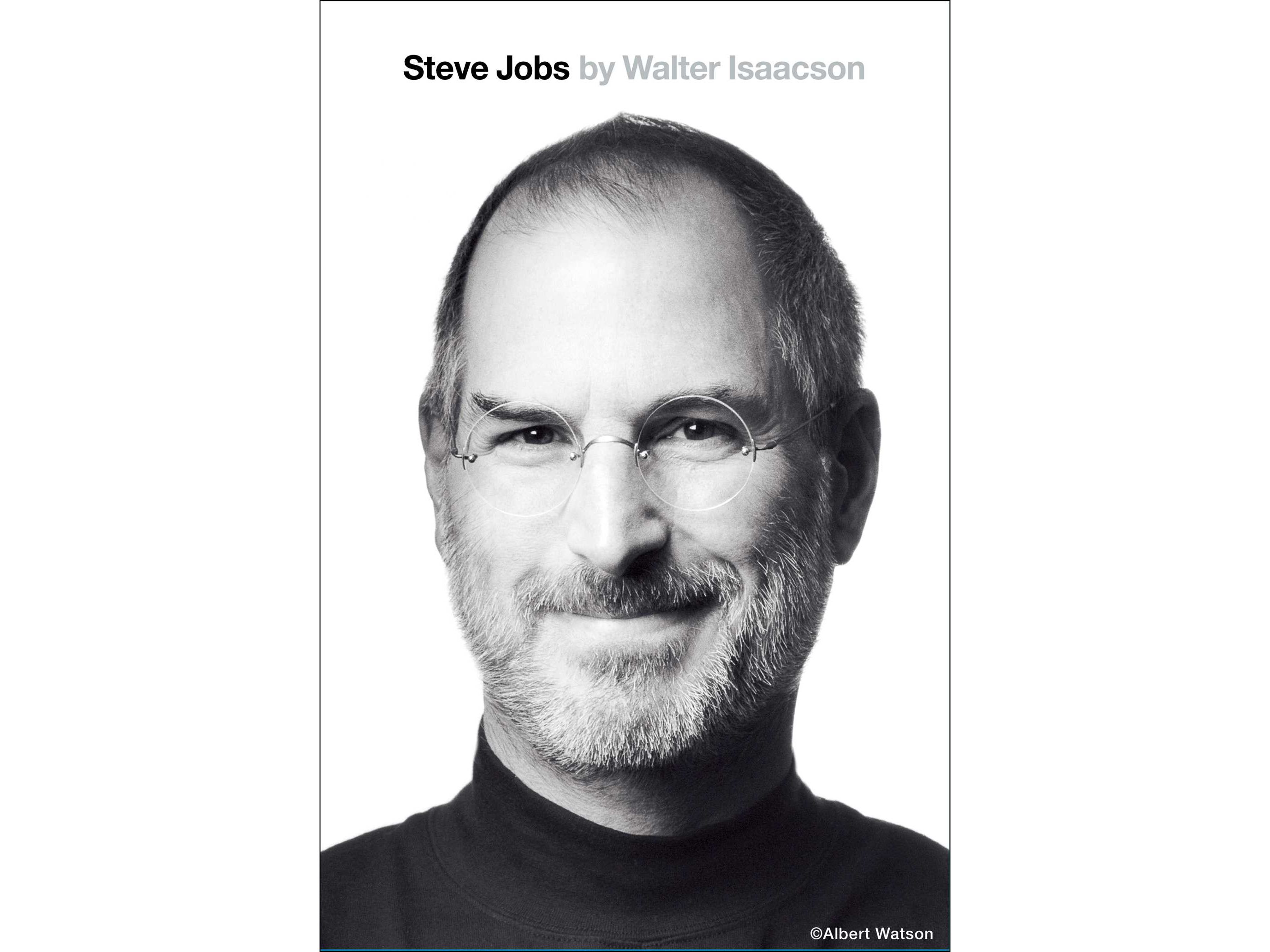 9. Steve Jobs: A Biography by Walter Isaacson