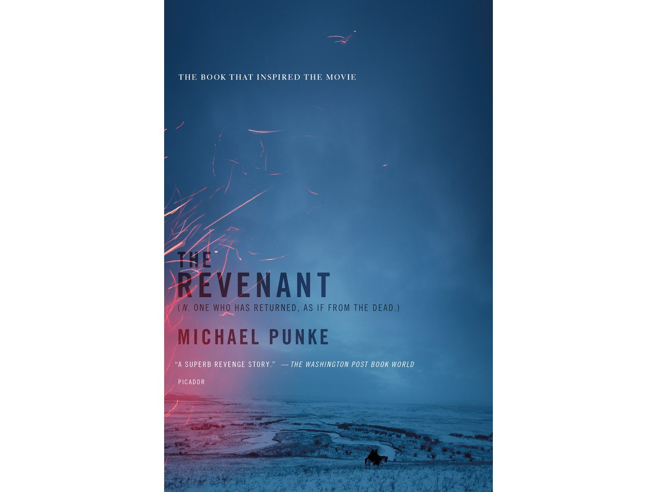 1. The Revenant by Michael Punke