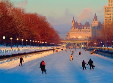 The 10 Best Ice Rinks Around the World