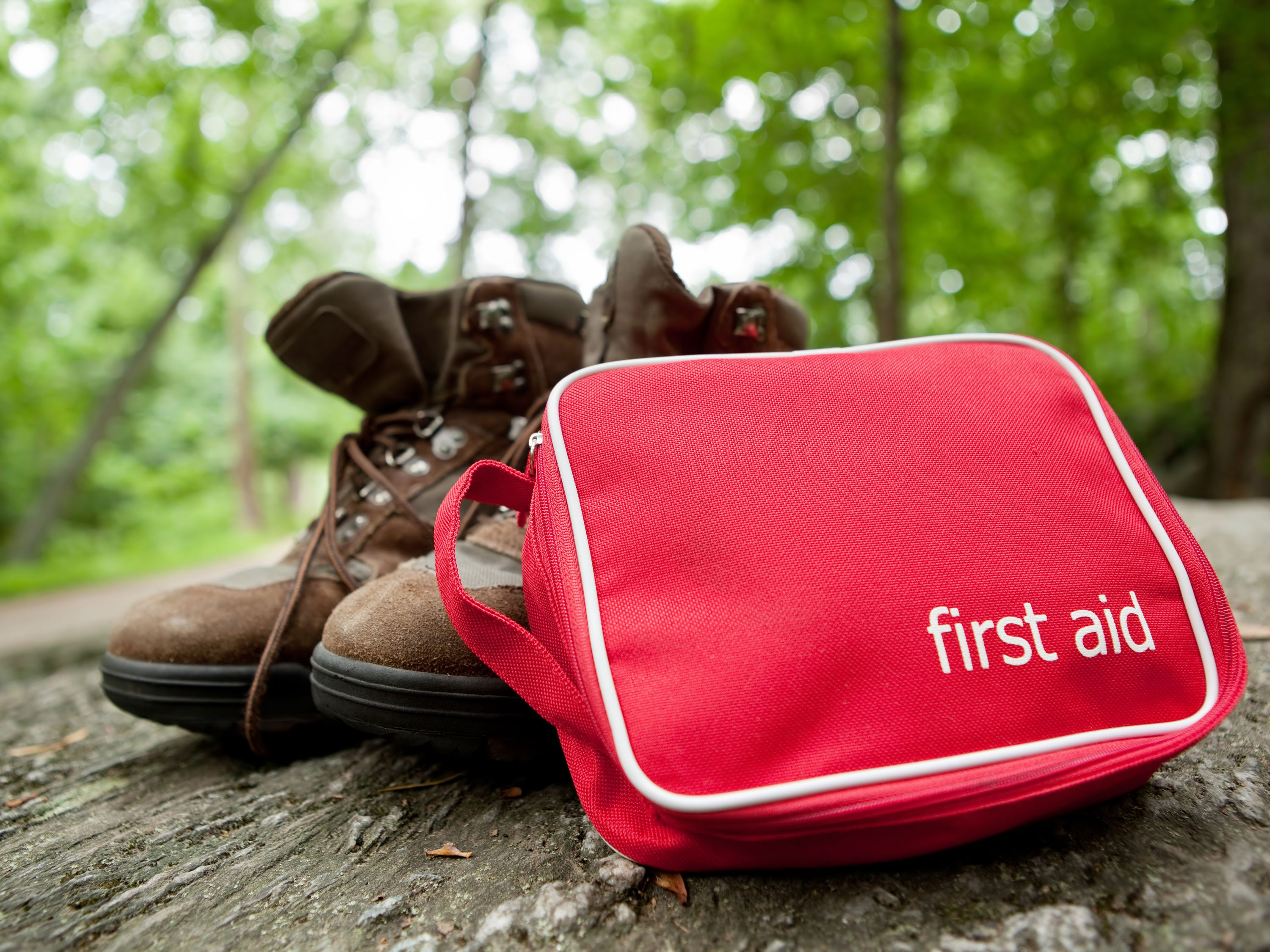 First-Aid Kit for Outdoor Activities