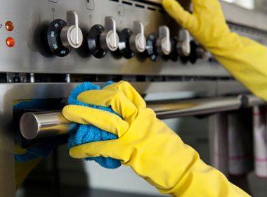 2. Basic Oven Cleaner