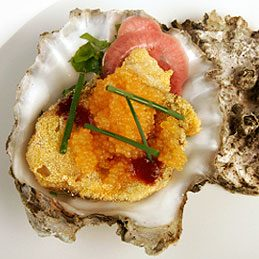 Smoked Oyster and Potato Pan-Fry