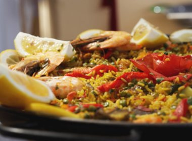 Friday: Paella