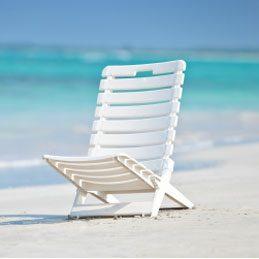 Brush Off Beach Chairs