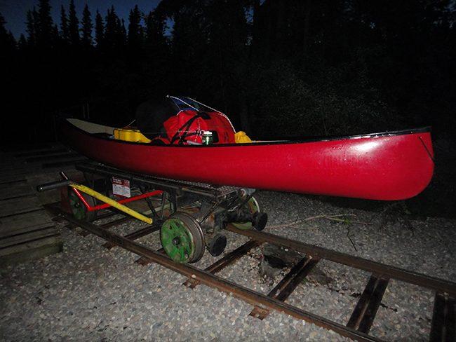 Rail Portage