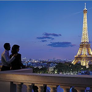 1. Shangri-La Hotel - Paris, France
