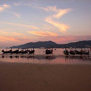 4. Patong Beach