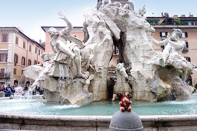 Adventures in Rome