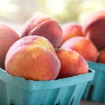 3 Tasty Peach Recipes