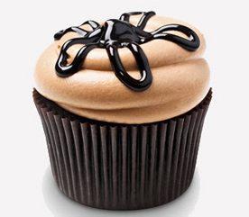 Cupcake Personality: Peanut Butter Fudge