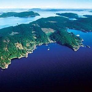 1. Pender Island, B.C.