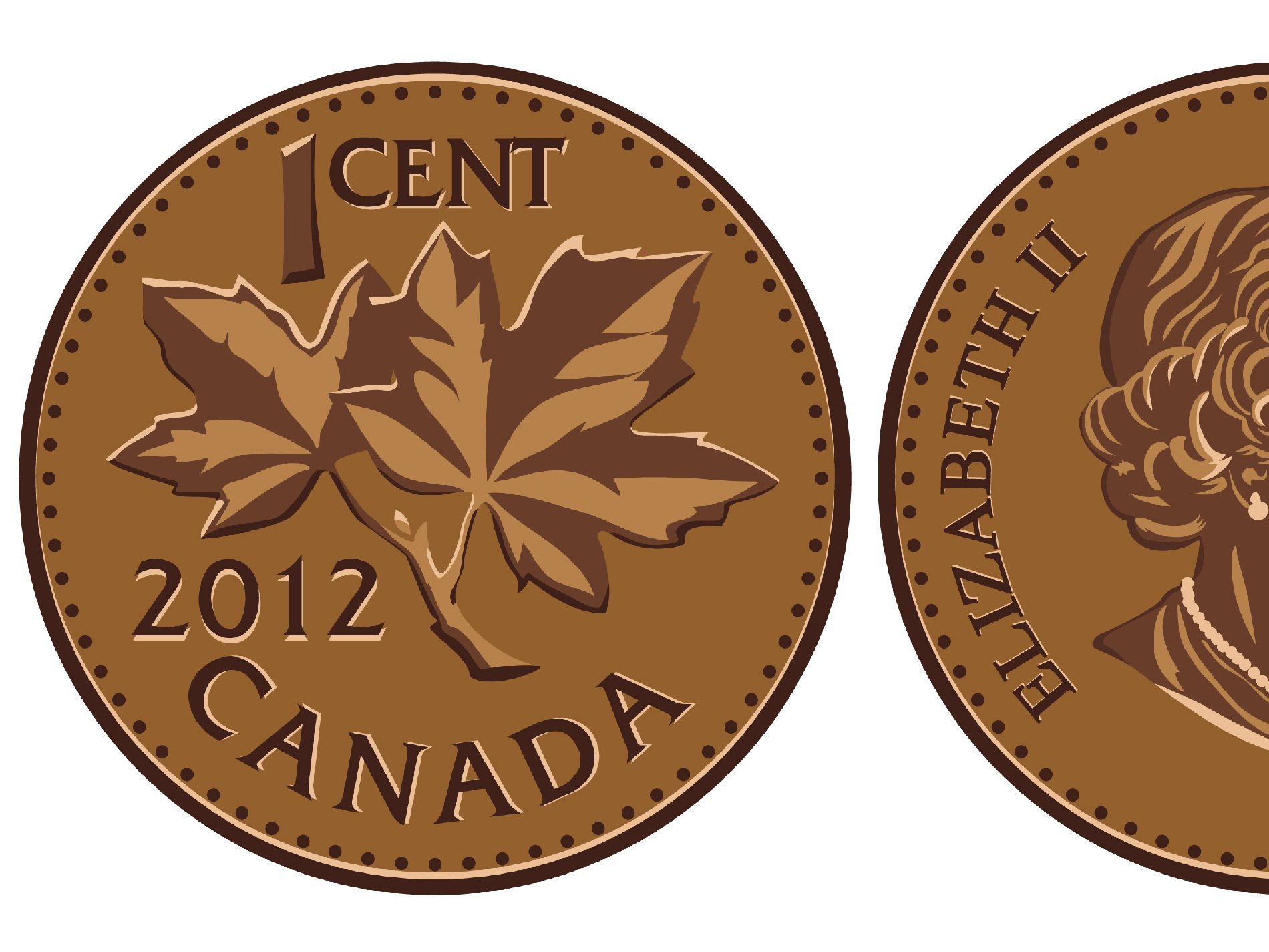 Party for the Penny, Canada