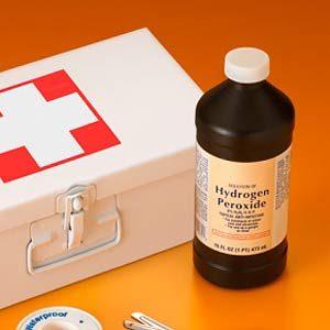 4. Hydrogen Peroxide