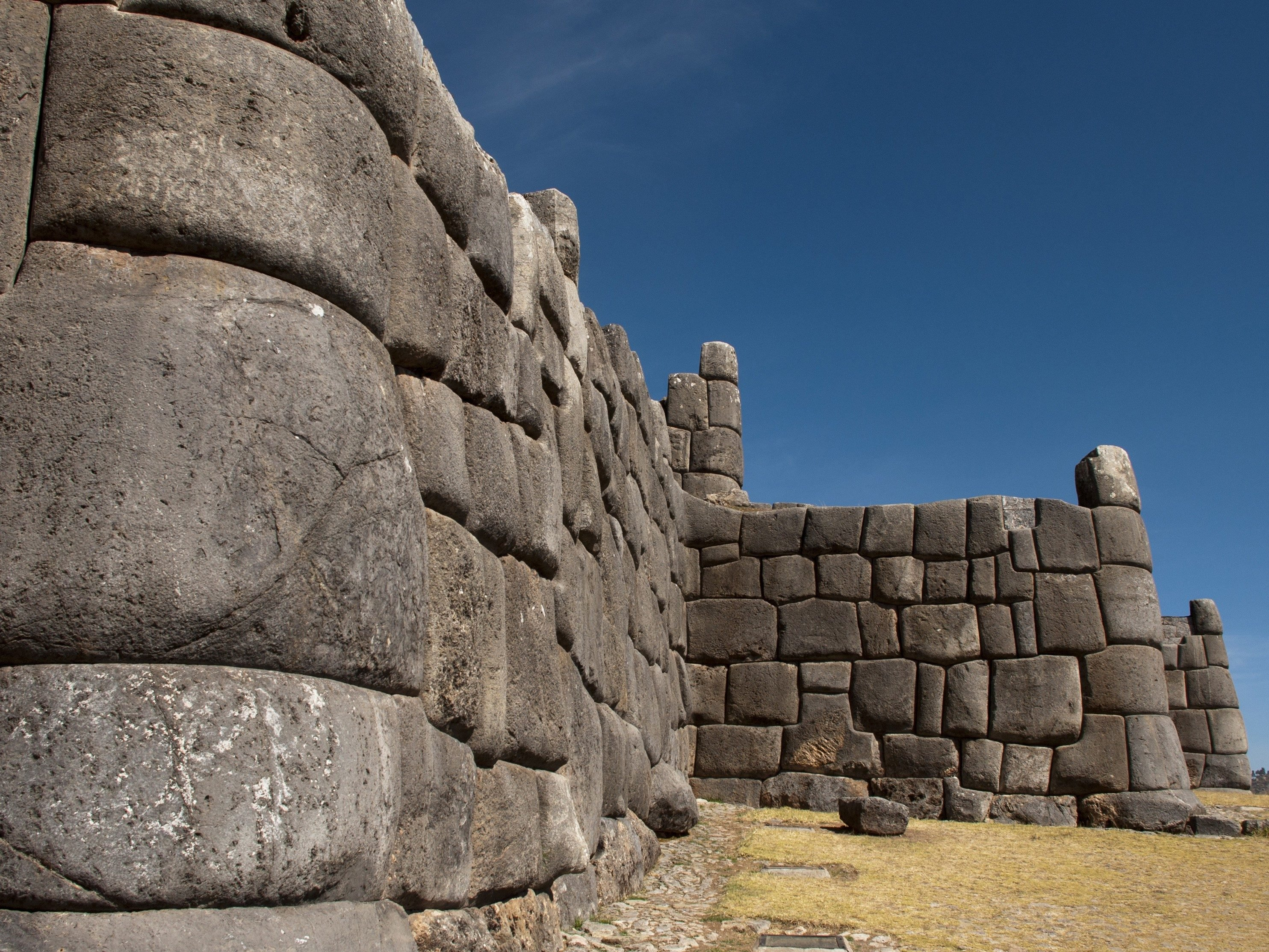 Stupendous Structure of the Inca Empire: Sacsaywaman - Peru