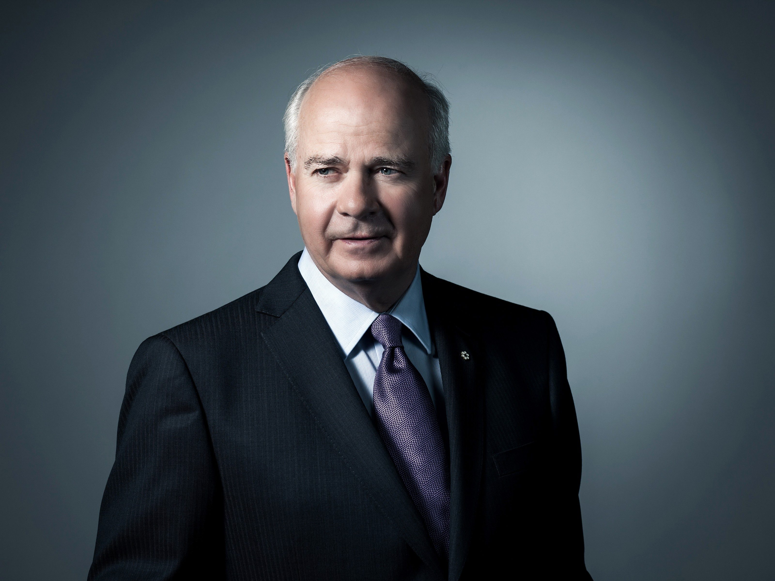 Peter Mansbridge: The RD Interview