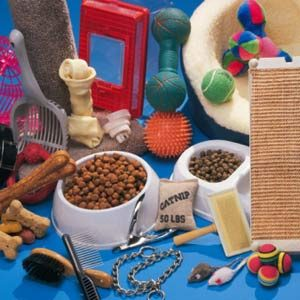 10. Pet Food and Treats