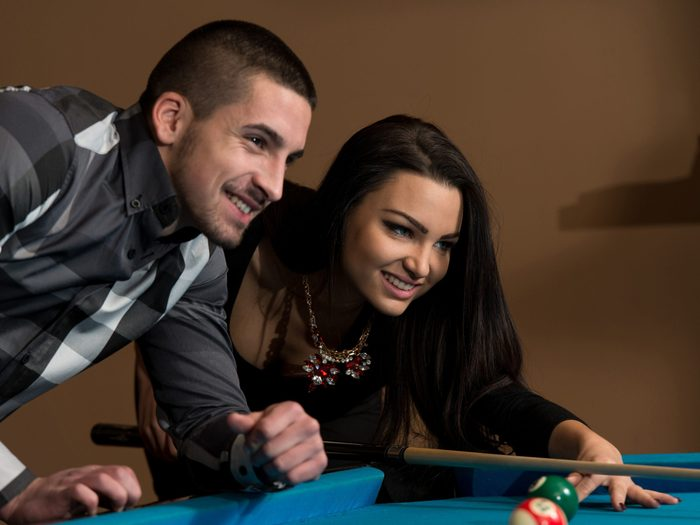 3. Pick a Safe and Comfortable Environment for a First Date