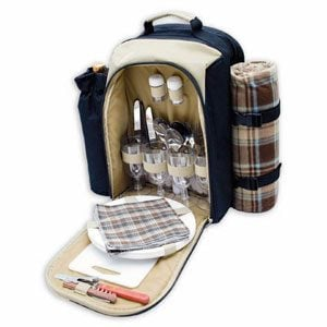 Picnic Backpack (4 person set)