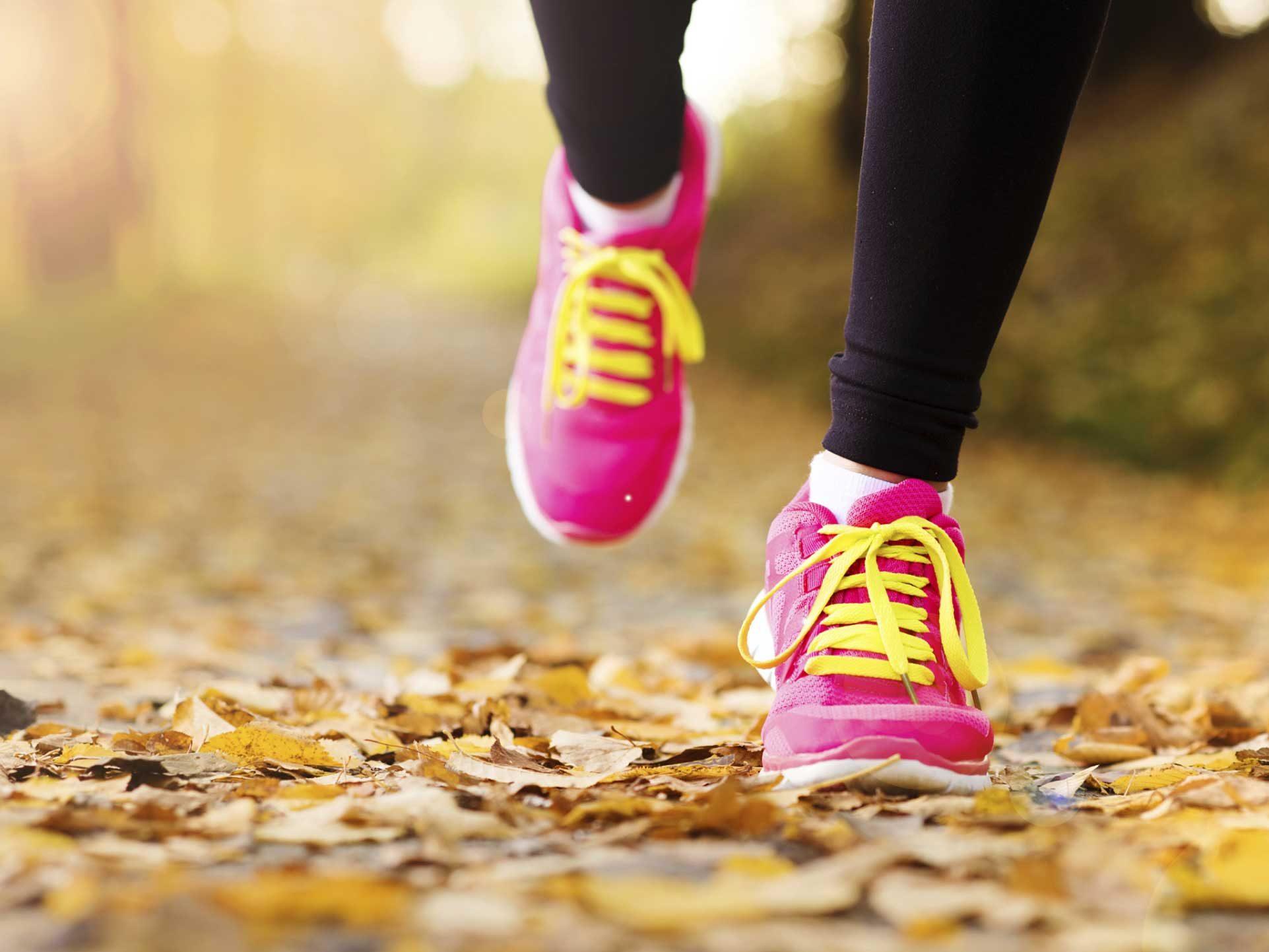 Kết quả hình ảnh cho Walking Lowers Blood Pressure