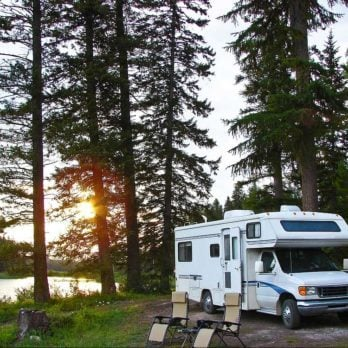 What You Need to Know Before Taking an RV on a Road Trip