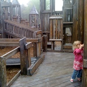 3. Spend time at the St. Andrews Creative Playground