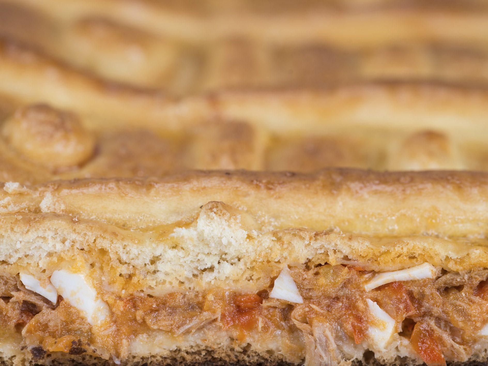 Harvest Pork and Apple Pie