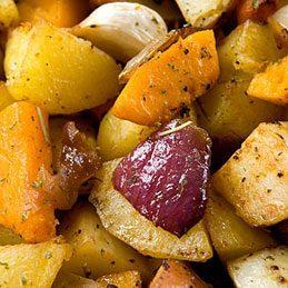 Tasty Lemon Garlic Potato Recipe