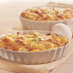 Delicious Ham and Potato Casserole Recipe