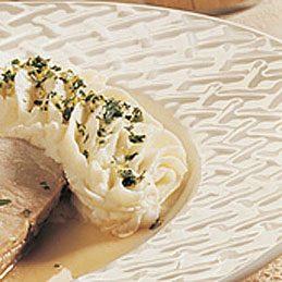 Scrumptious Mashed Potato with Gremolada Recipe