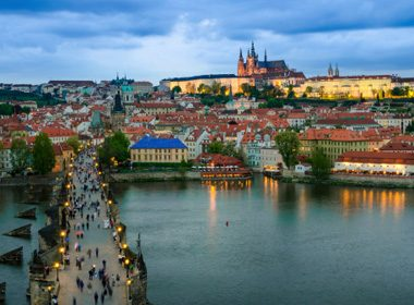 Dishonest City: Prague, Czech Republic