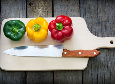 Use Pre-Cut Vegetables