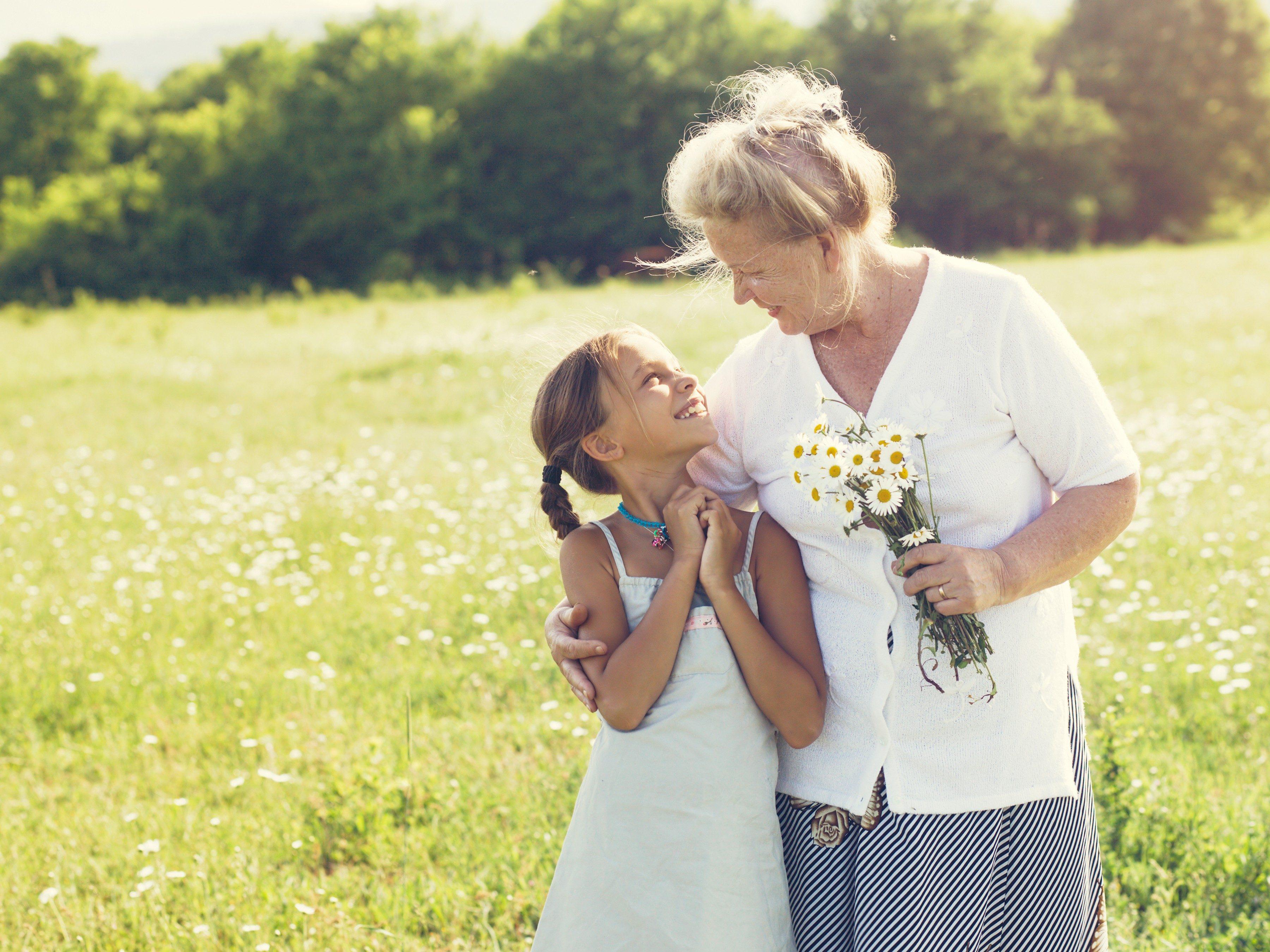 4. Prepare grandchildren for their return to