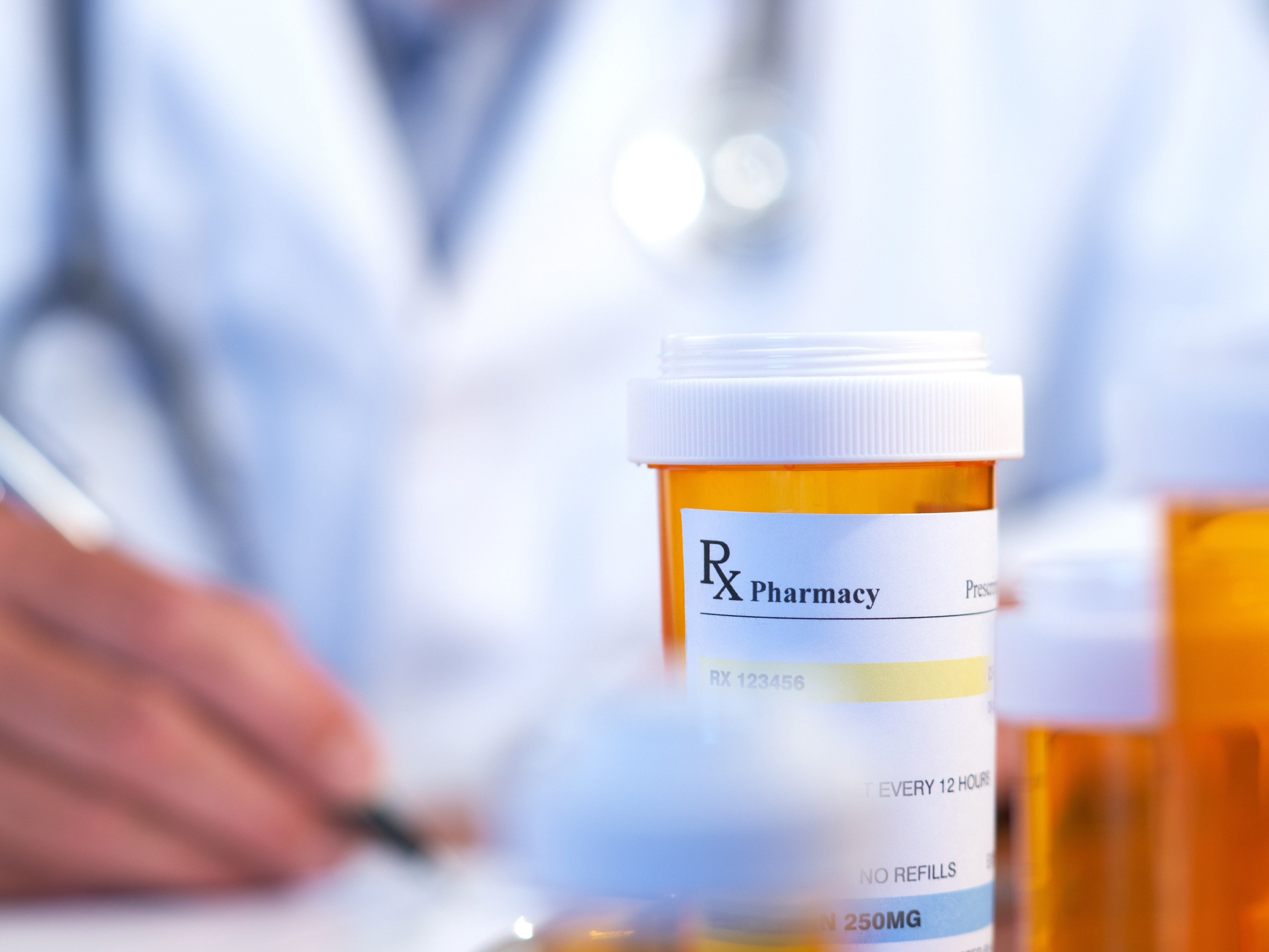 6. Prescription drugs