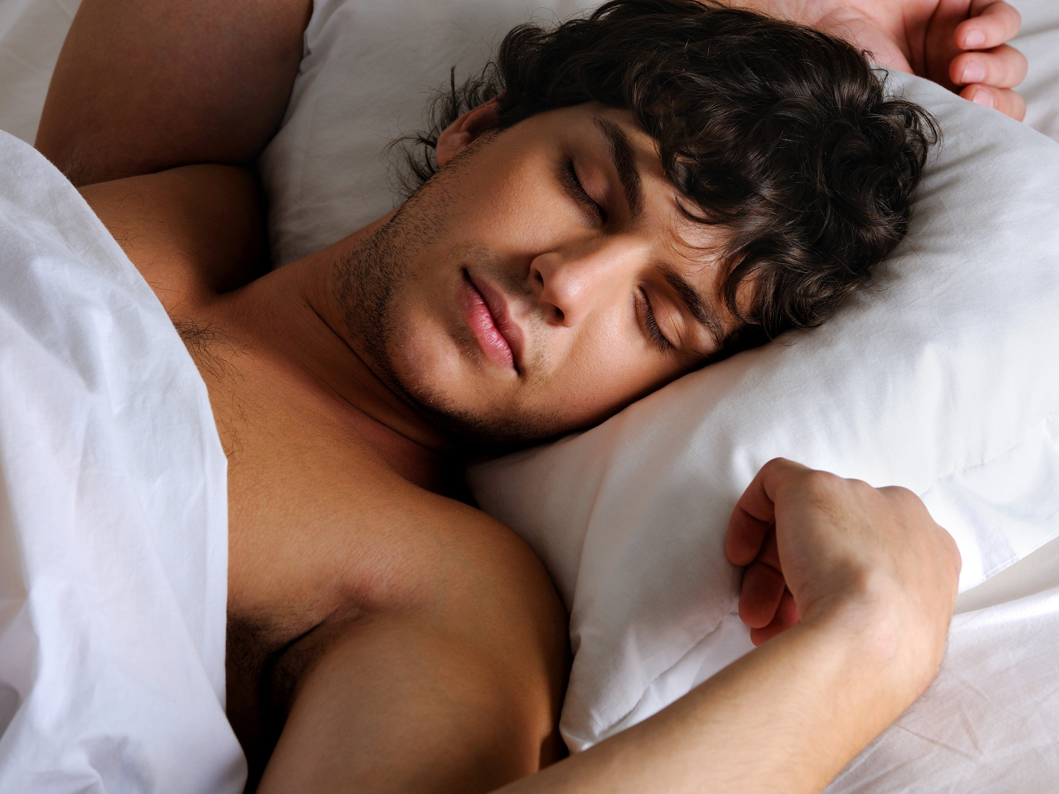 1. Sleep off a stiff neck