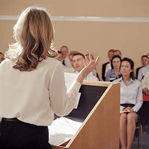1. Perception: Stop Trying to Be a Great Public Speaker