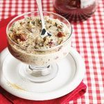 Creamy Wild-Rice Pudding With Maple Syrup